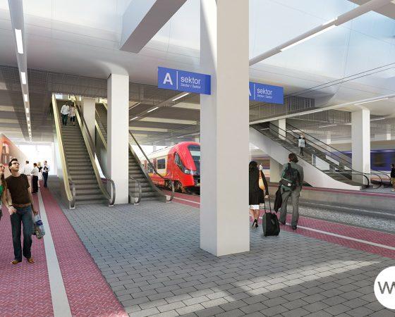 POZNAŃ RAILWAY STATION EXTENSION – PART 2