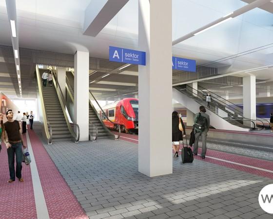 Dworzec Główny Poznań – Etap 2